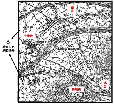 地形図の問題