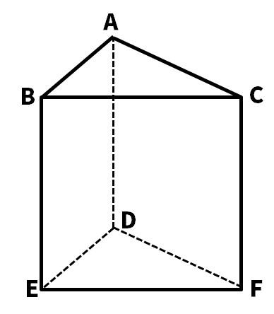 直線と平面の位置関係問題