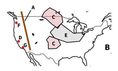 北アメリカ州テスト問題