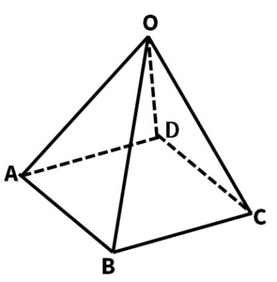 正四角錐の高さと体積問題