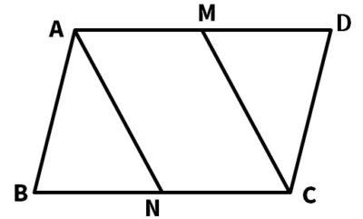 平行四辺形証明問題